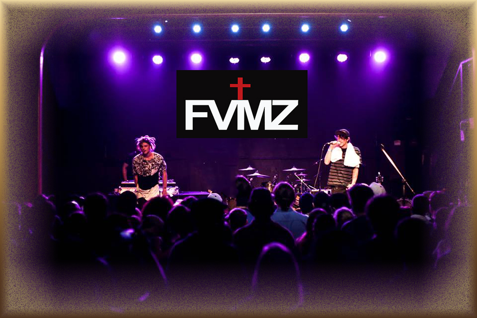 FVMZ-on stage